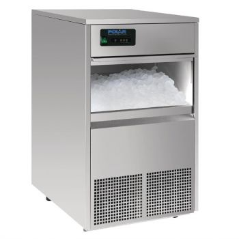Machine à glaçons ronds Polar 50kg/24hr