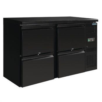 Arrière-bar Polar Série U 4 tiroirs