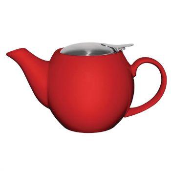 Théière rouge Olympia Café 510ml