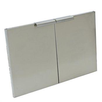 Double porte pour placard Gastro M 60/60P2
