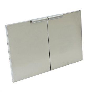 Porte double Gastro M 650 pour base et placard 65/70 P2
