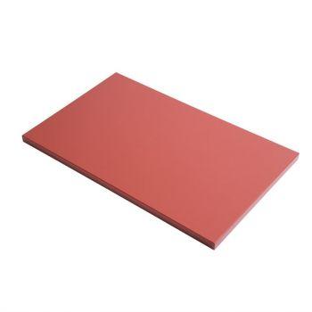 Planche à découper en polyéthylène haute densité Gastro M  marron