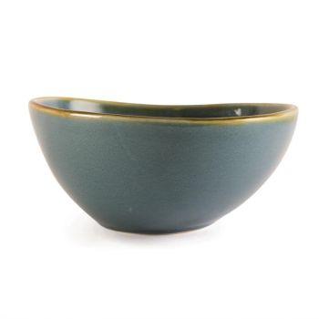Bol couleur océan Olympia Kiln 215mm