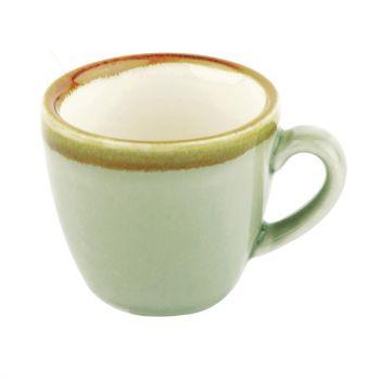 Tasse à espresso couleur mousse Olympia Kiln 85ml