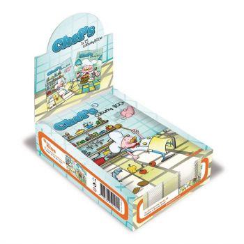Livres de coloriage pour enfants Dining Kids chef