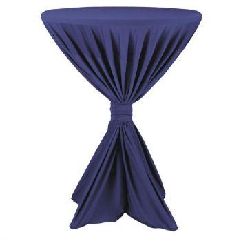 Housse de table Fiësta bleu foncé