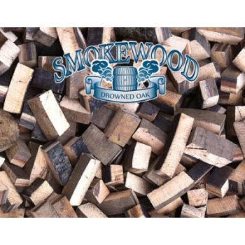 Big Green Egg Smokewood Whisky Mini Blocks 2L
