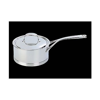 Demeyere 41418-41518 ATLANTIS poêlon/casserole avec couvercle  18cm