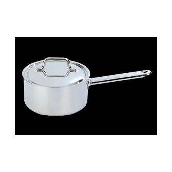 Demeyere 44414 - 44514 APOLLO -poêlon/casserole avec couvercle 14cm