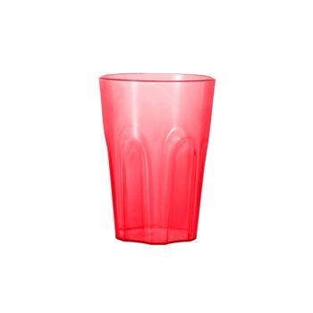 Omami verre rouge violacé 25cl