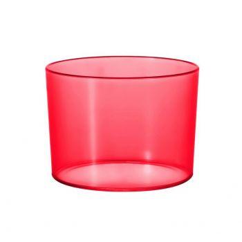 Omami gobelet rouge violacé 25cl
