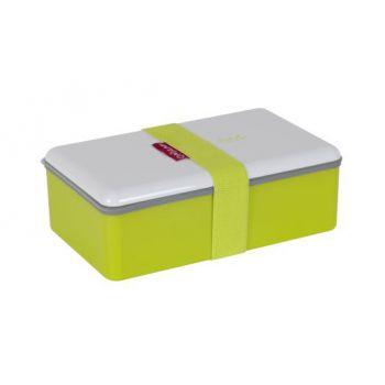 Omami boîte à lunch verte 20x12x6,7cm
