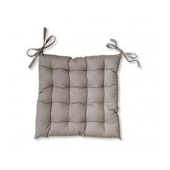 Textil 2057 coussin de siège noyer