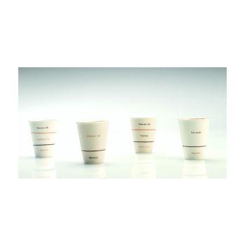 Thai Ceramic SNMY001 Gobelet Petit 'Caffe Mocha'