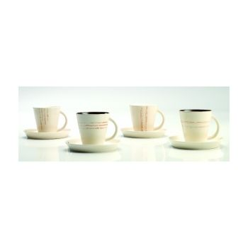 Thai Ceramic SNRF001 T+S Caffe 'Macchiato'