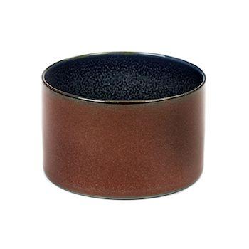 Anita Le Grelle Terres De Rêves B5116103 Gobelet Cylindre Rust/Dark Blue Bas