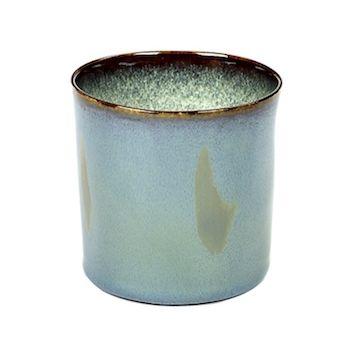 Anita Le Grelle Terres De Rêves B5116107 Gobelet Cylindre Smokey Blue Haut