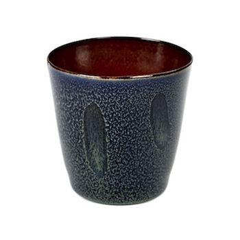 Anita Le Grelle Terres De Rêves B5116114 Gobelet Dark Blue/Rust Small