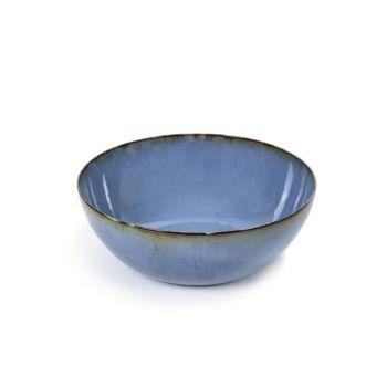 Anita Le Grelle B5116168 Terres De Rêves Salad Bowl Smokey Blue