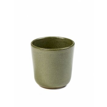 Sergio Herman B5116216A Surface Ristretto Mug Sans Loquet Camogreen