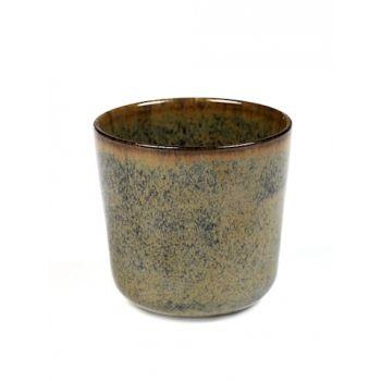 Sergio Herman B5116217B Surface Mug Sans Loquet Indi Grey