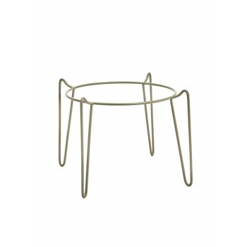 Sergio Herman B7217049 Surface Stand Fruits des mers Taupe D35 H22