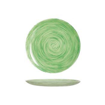 Stonemania pistache ass plat 25 cm
