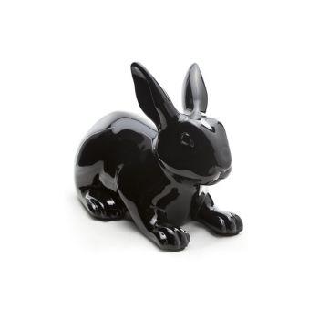Lapin noir outdoor 35x20.5xh25.5cm