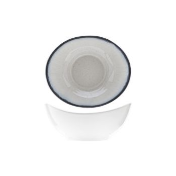 Andromeda bowl ovale 23x20.5xh9cm