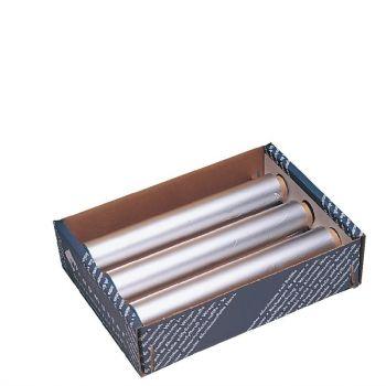 Papier aluminium Wrapmaster 90m x 450mm