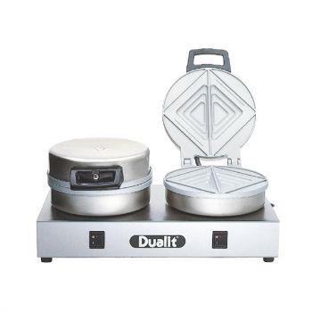 Toaster à sandwichs/croque-monsieur Dualit 73002