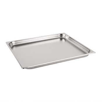 Bac Gastronorme inox GN 2/1 40mm Vogue