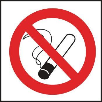 Panneau autocollant interdiction de fumer Vogue