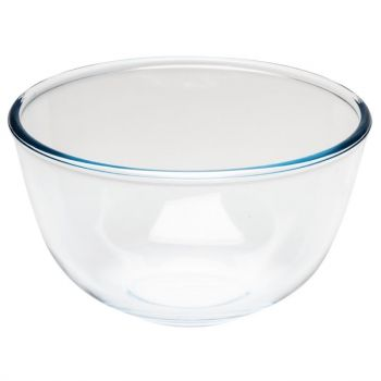 Faitout ovale en verre Pyrex 4;5L