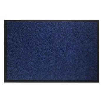 Paillasson Twister 60x80 Polyamide Cobalt Hamat 5741011