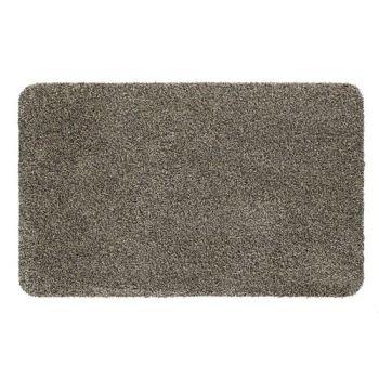 Paillasson Aquastop 50x80 Coton Granite Hamat 5886002
