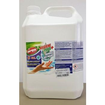 Hygiene Plus Gel Pour Les Mains DÉsinfectant 5 L Eres 25425-5
