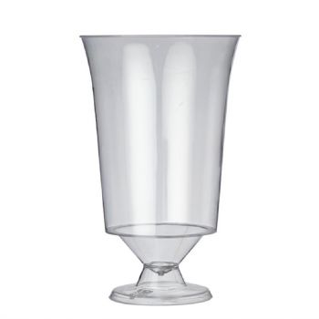 Verres à vin jetables Plastico 175ml