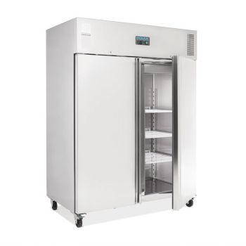 Congélateur professionnel Gastronorme 2 portes 1300L Polar Série U