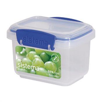Boîte de conservation Sistema 0;4L
