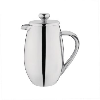 Cafetière isotherme Olympia finition miroir 3 tasses