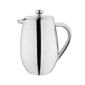 Cafetière isotherme Olympia finition miroir 6 tasses